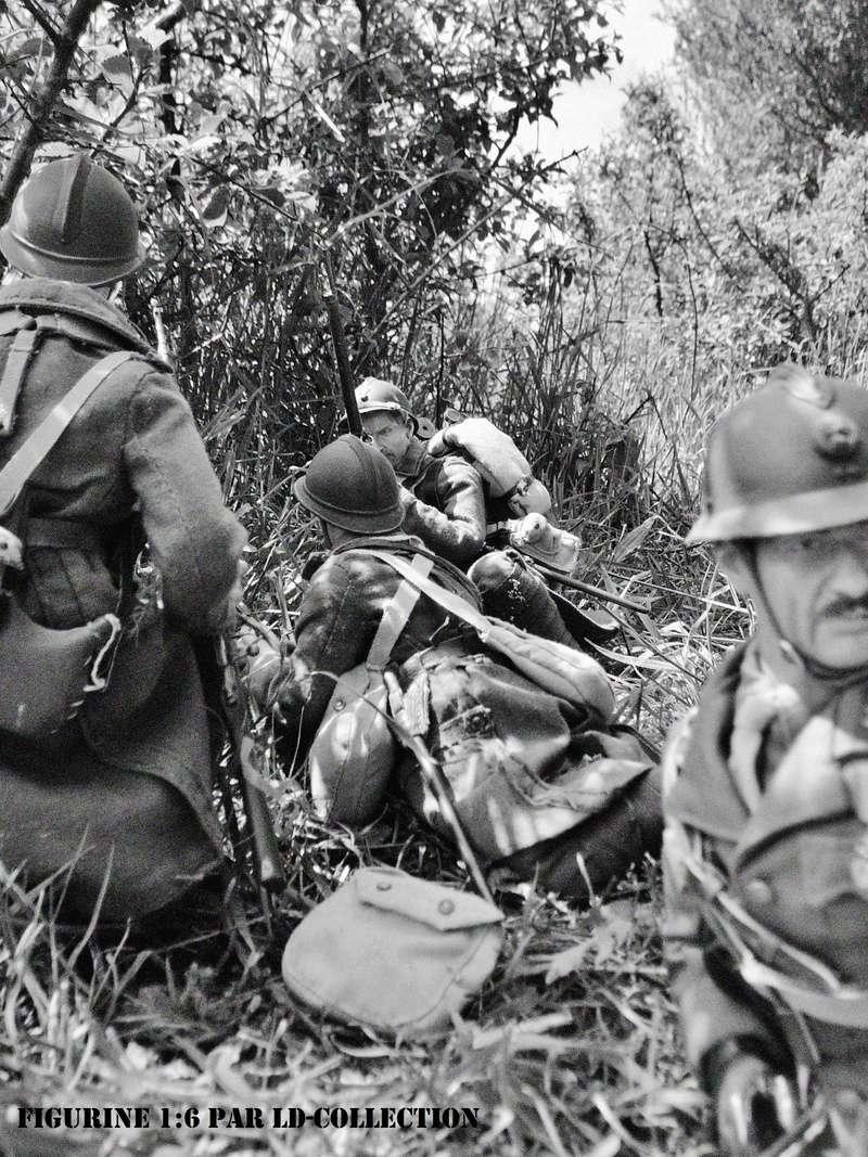 L'Infanterie française au 1:6 France36