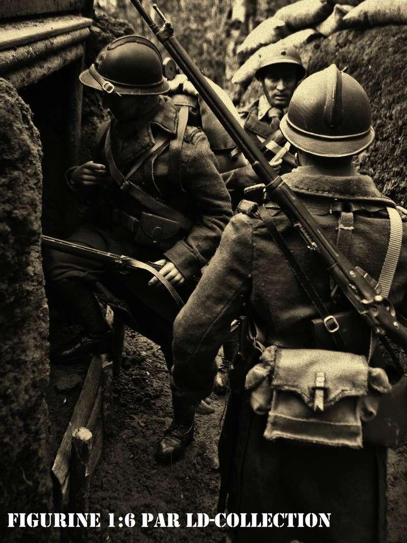 L'Infanterie française au 1:6 France37