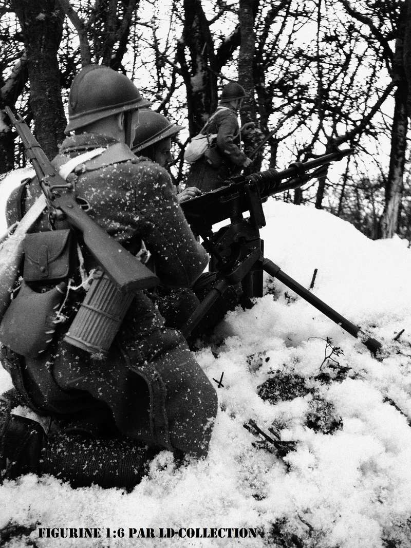 L'Infanterie française au 1:6 France38