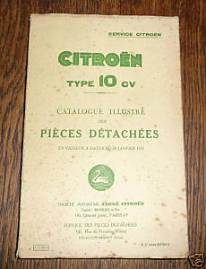 Catalogue 10 cv Bliyw410