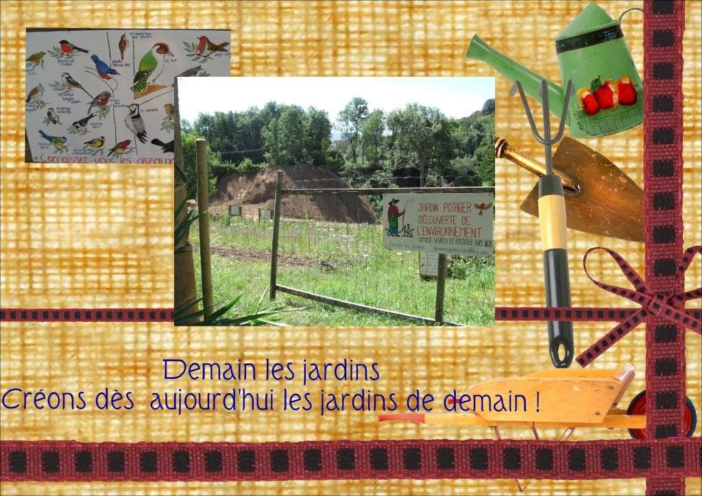 créer un forum : Demain les jardins Demain13