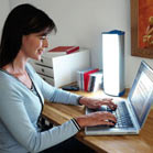 Luminothérapie : lampe Lampe-11