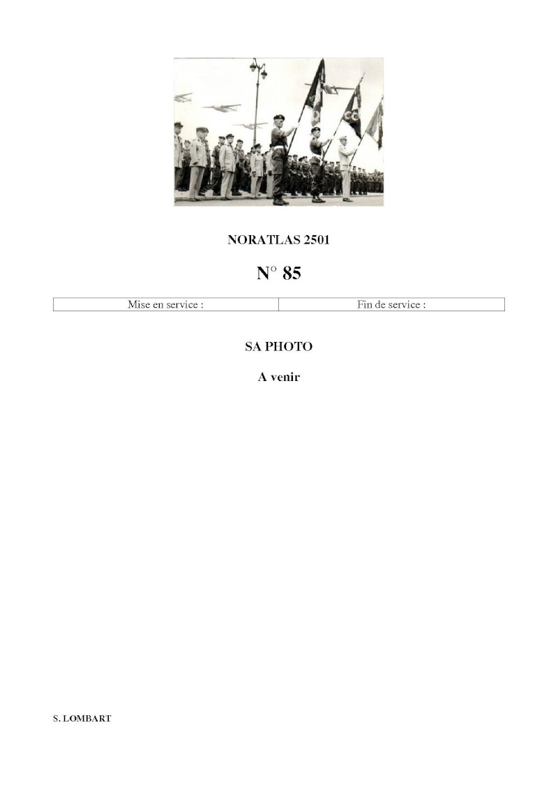 Noratlas 85 N_8510