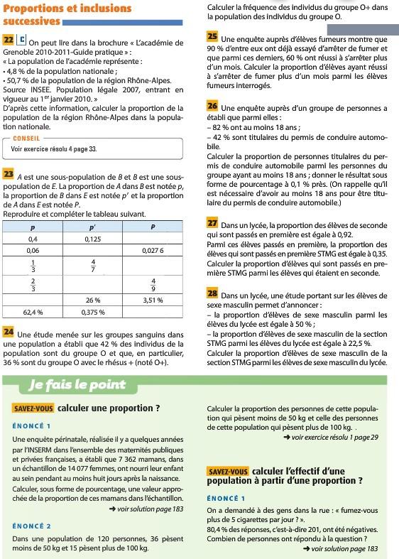 Pages du livre concernant la seconde leçon 3710