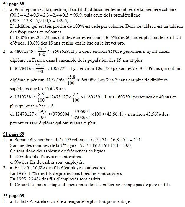 Correction exercices Effac110