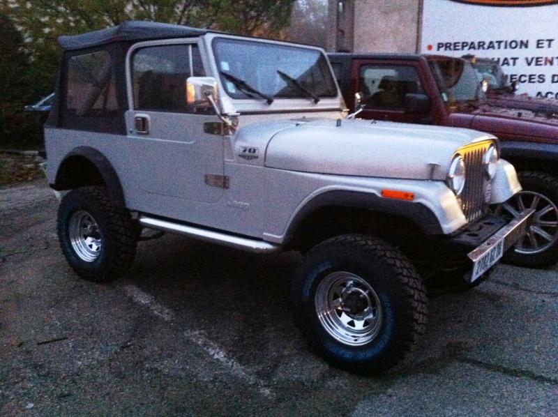 Une nouvelle jeep dans la famille... Avec_p10