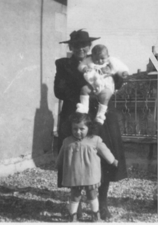 un peu de mon passé ,ma famille en noir et blanc Grand-10