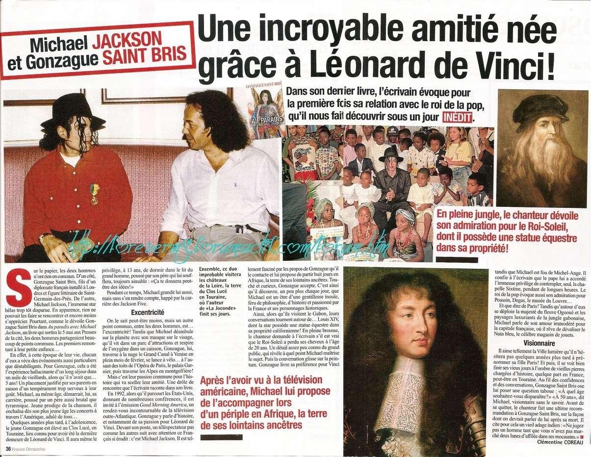 Une incroyable amitié née grâce à Léonard de Vinci 00516