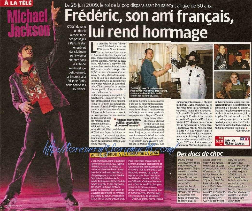 Frédéric, son ami français, lui rend hommage 01612