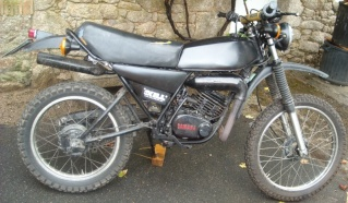 DTMX 125 cc MEMBRES : Personnalisées Dscn0710