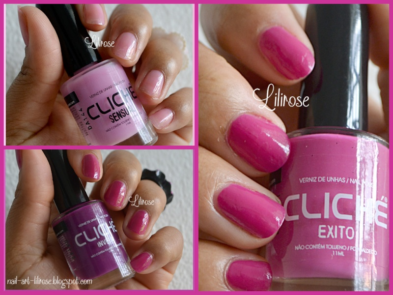 Mes Swatchs : vernis CLICHE Fotor010
