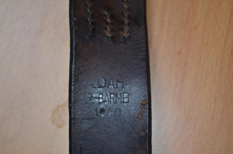 Petit brelage Lourd allemand daté 40 Dsc_0911
