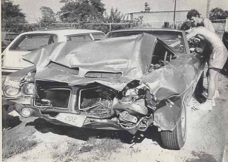 Quiz peronnalités et accident en vieux chars Ls10