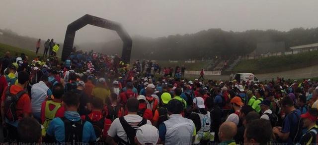 Trail du bout du monde 2016 Dypart10