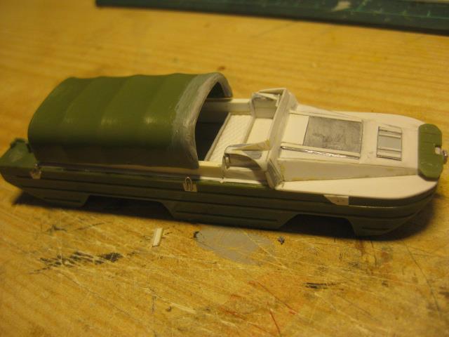 Mon dukw au 1/76 Airfix 52535710