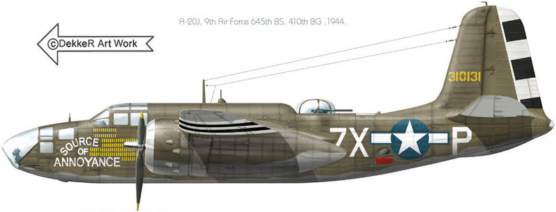 A-20 Havoc Havoc10