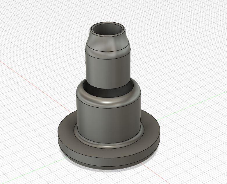 Impression 3D pour le Mak180 et le focuser Sesto Senso 3d10
