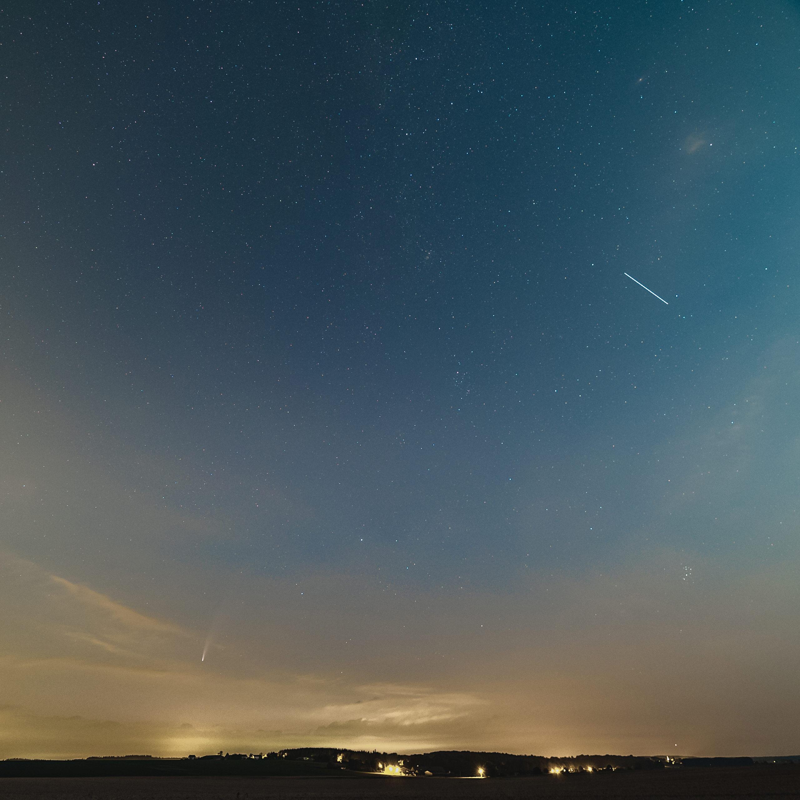 Comète Neowise C/2020 F3 Dsc05712