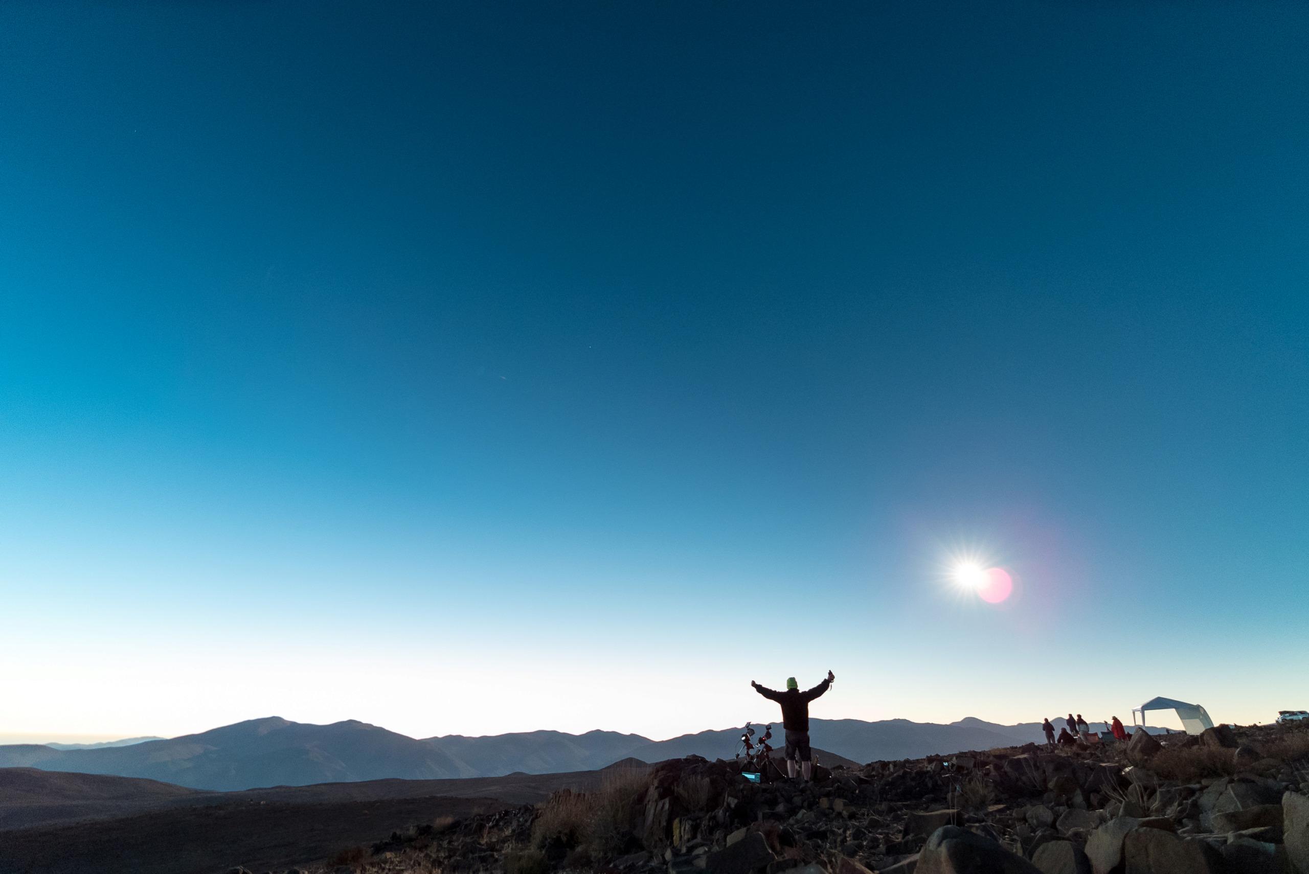 Eclipse de Soleil au Chili - 2 Juillet 2019  - Page 2 Dsc08210