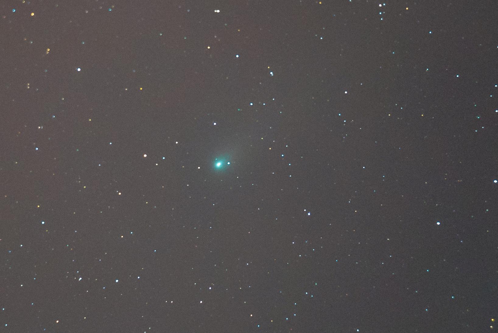 Comète 21P/Giacobini-Zinner Dsc08910