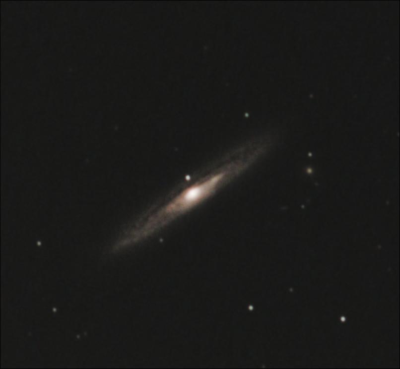 M98, M99 et la Galaxie de la traînée d'argent Trainz10