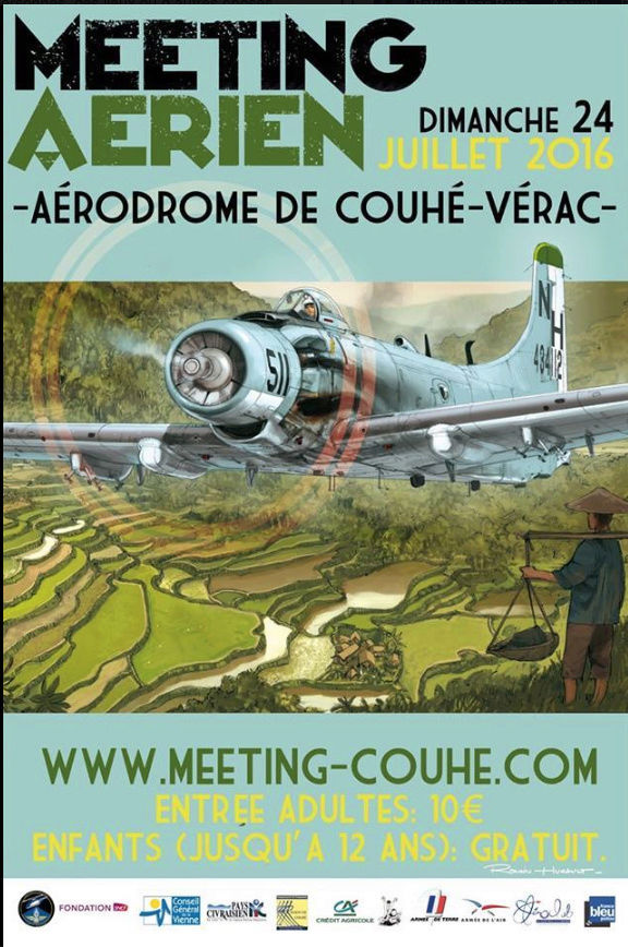 MEETING DE COUHE VERAC 24 JUILLET 2016 Captu157