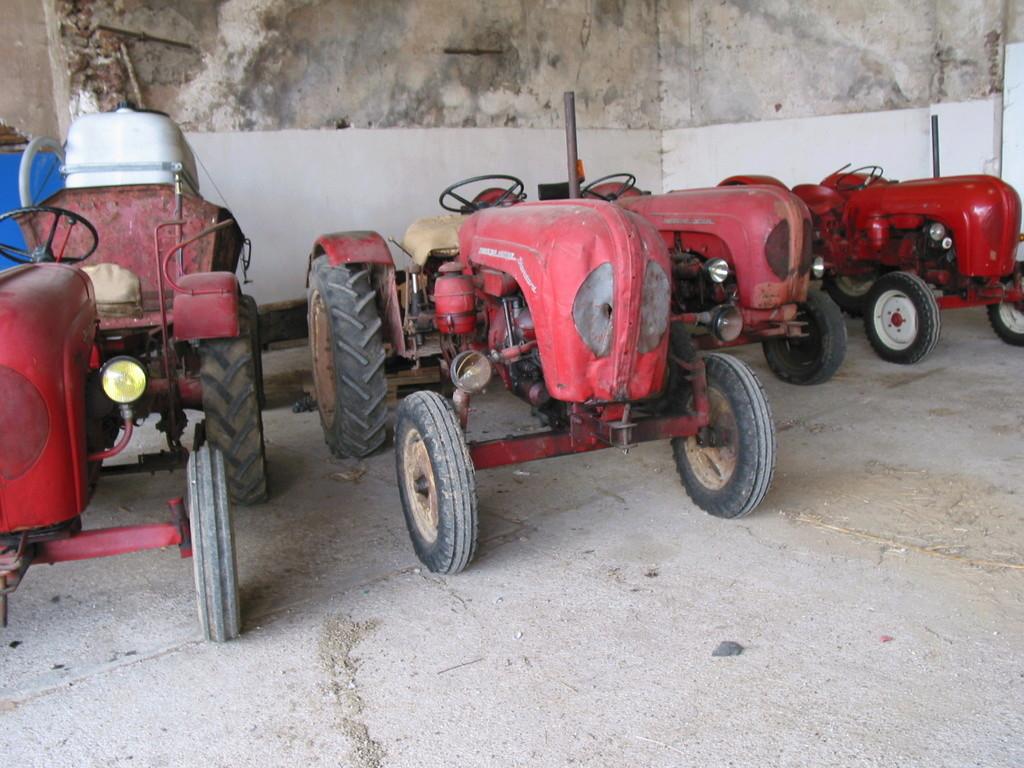 Tracteurs Porsche et 911 Sortie12