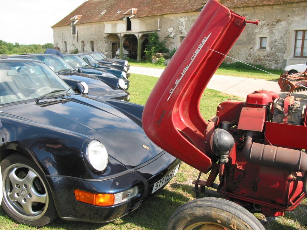 Tracteurs Porsche et 911 Sortie17
