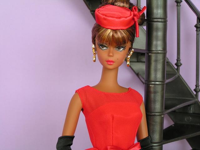 Little Red Dress Little11
