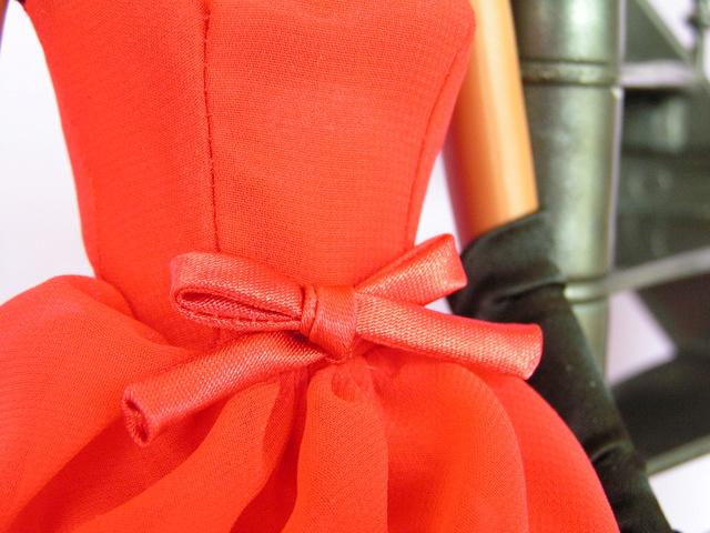 Little Red Dress Little12