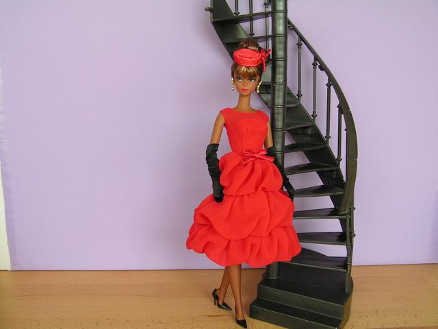 Little Red Dress Little18