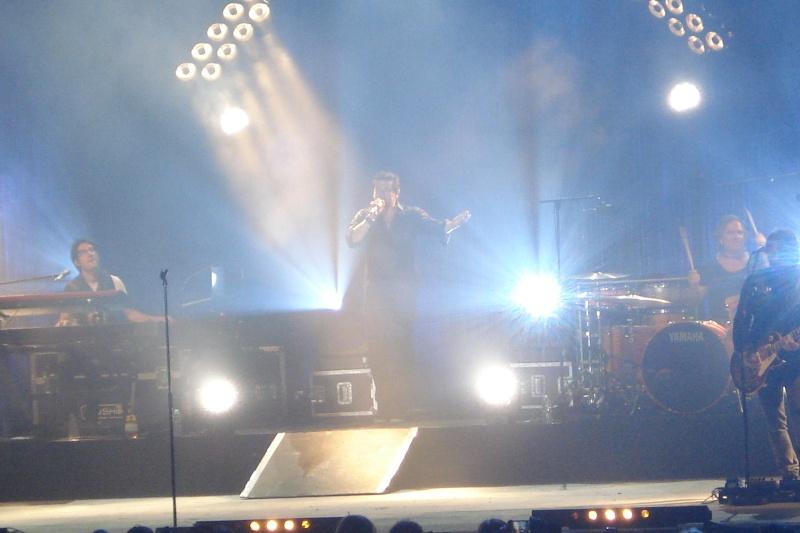 Photo pendant le concert Dsc08111