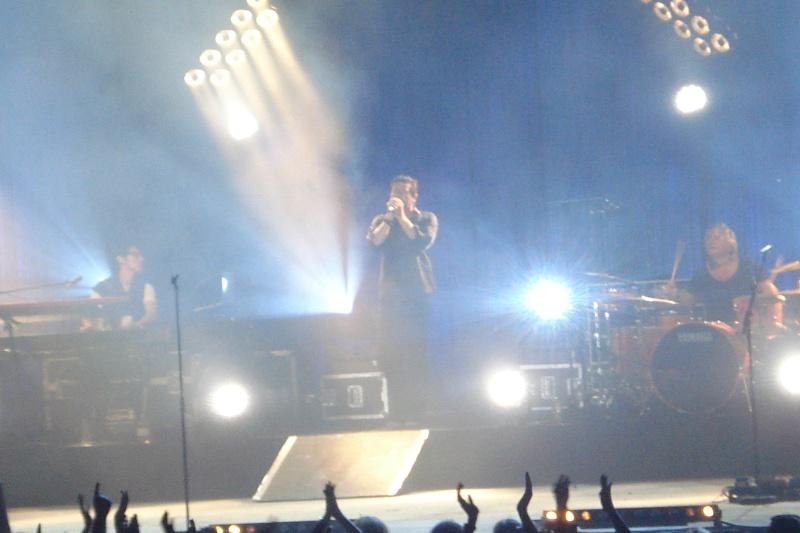 Photo pendant le concert Dsc08112