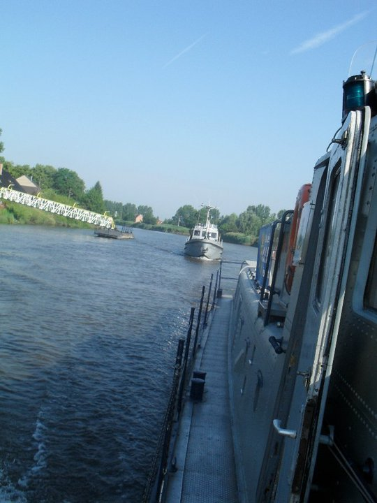 Navigation commune Leie Sambre 37574_10