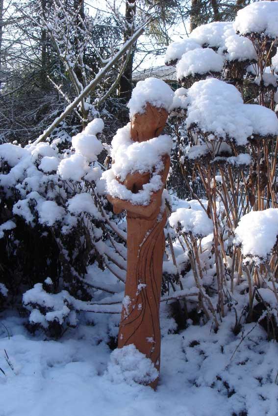 Impruneta au jardin, les quatre saisons 5w10