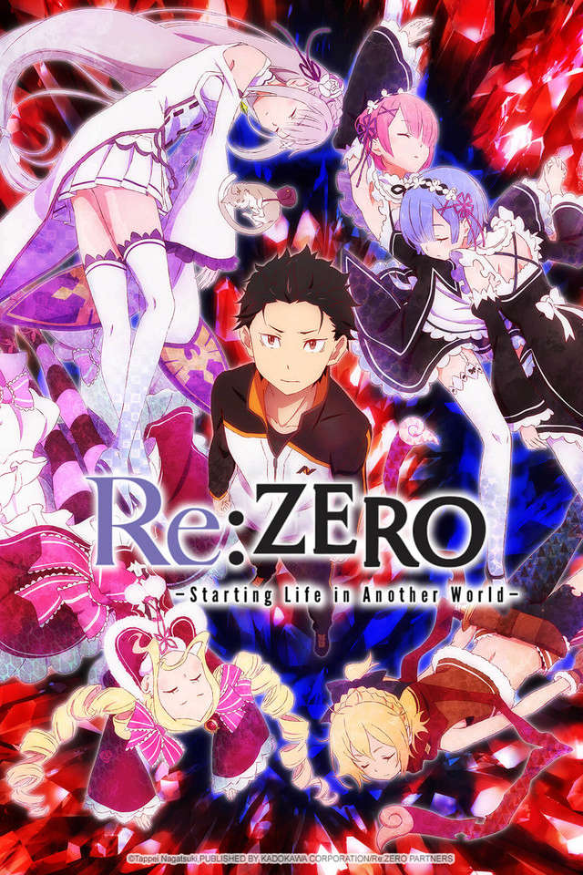 Re:ZERO -Starting Life in Another World- Episodio 18 – Desde 95445c10
