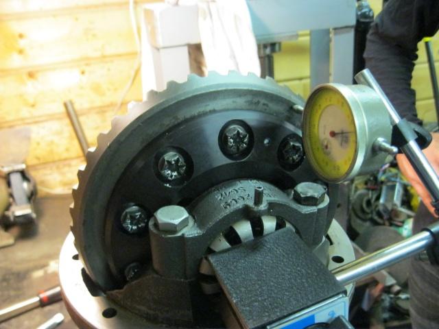 Montage d'un blocage Aschcroft avec un compresseur de DiscoII:..........Un projet gonflé........ mais on ne manque pas d'air!  - Page 3 Img_1329