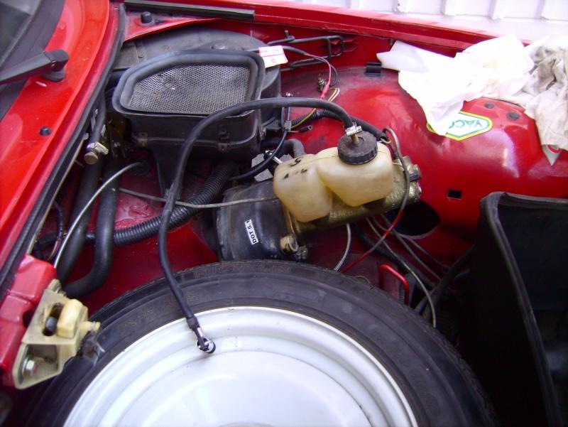 Changer liquide de frein Lpic2410