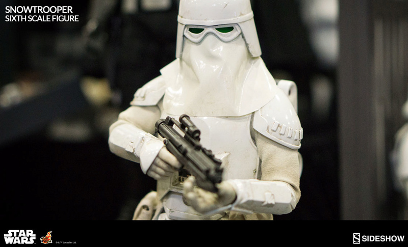 Hot Toys SW Battlefront - Snowtrooper Sixth Scale Figure 1125x610