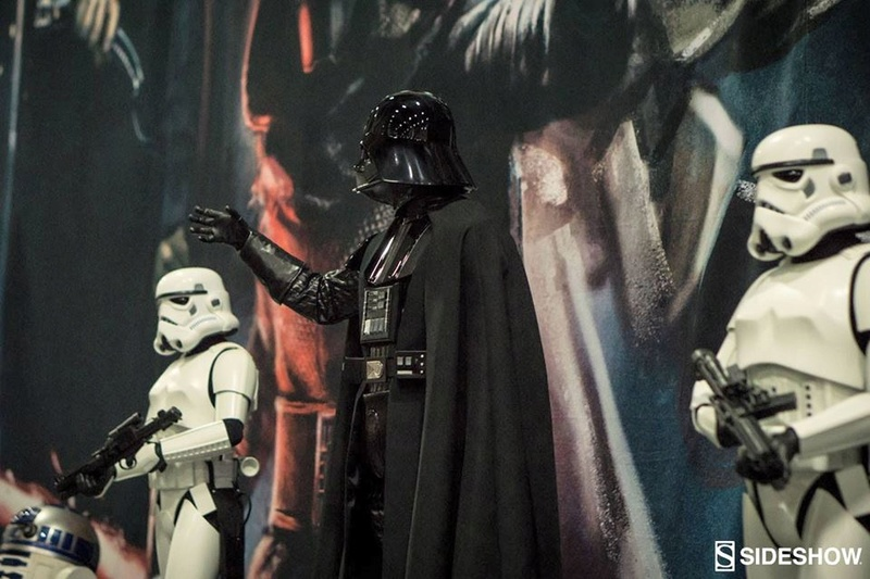 Sideshow Collectibles Darth Vader Life-Size Figure (2017) 13769410