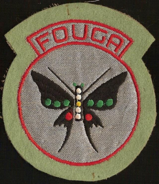 [ DIVERS - LES FLOTILLES ET ESCADRILLES ] La 59 S Fouga12