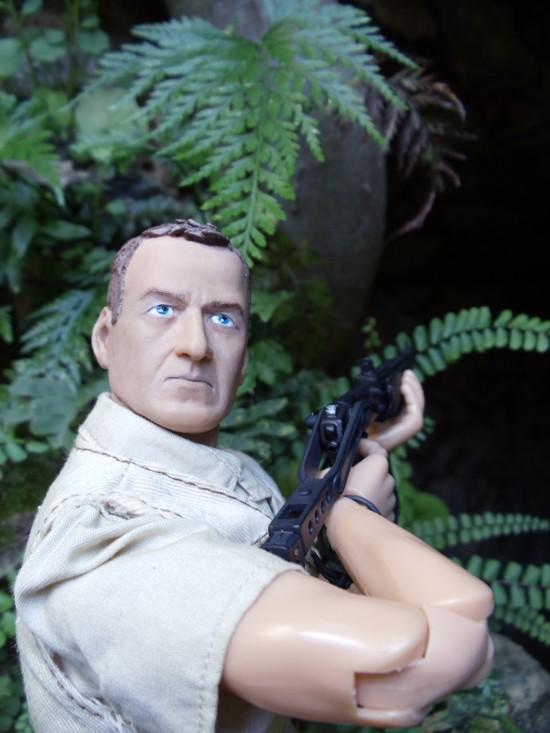 Robert Muldoon - Jurassic Park Clever10