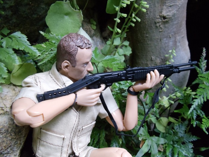 Robert Muldoon - Jurassic Park Muldoo10