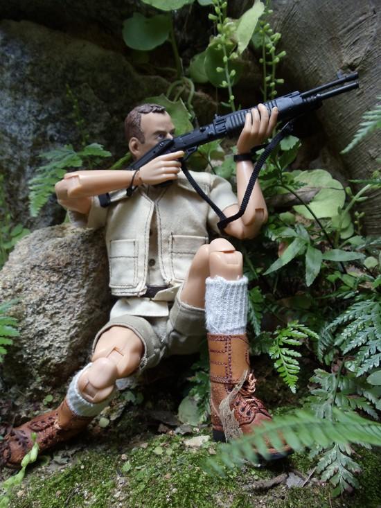 Robert Muldoon - Jurassic Park Muldoo15