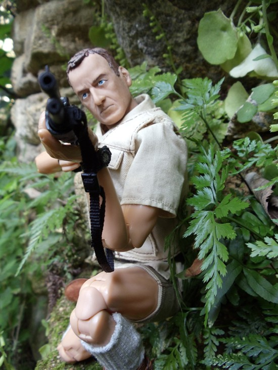 Robert Muldoon - Jurassic Park Muldoo16