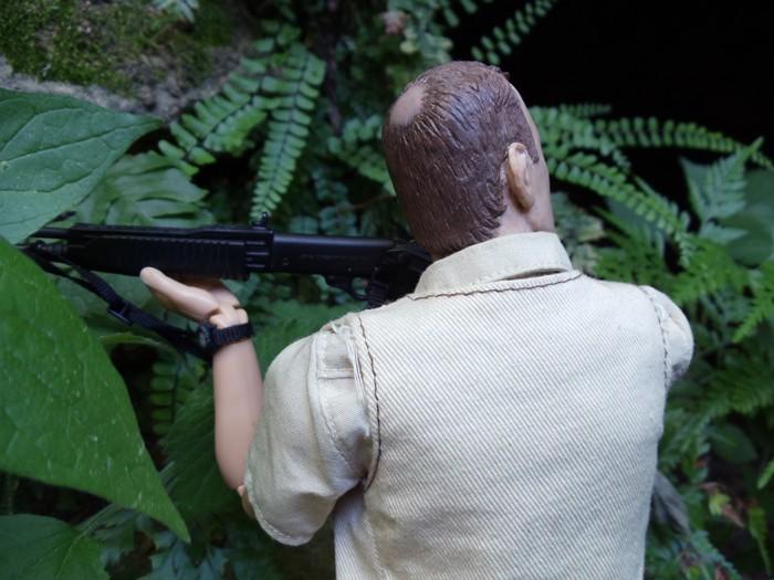Robert Muldoon - Jurassic Park Muldoo17