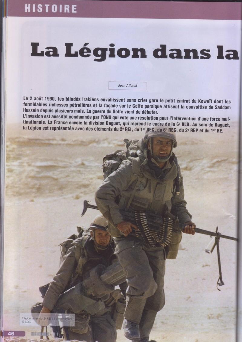 """- La Légion dans la gerre du Golfe """" (Opéation DAGUET) _image28"""
