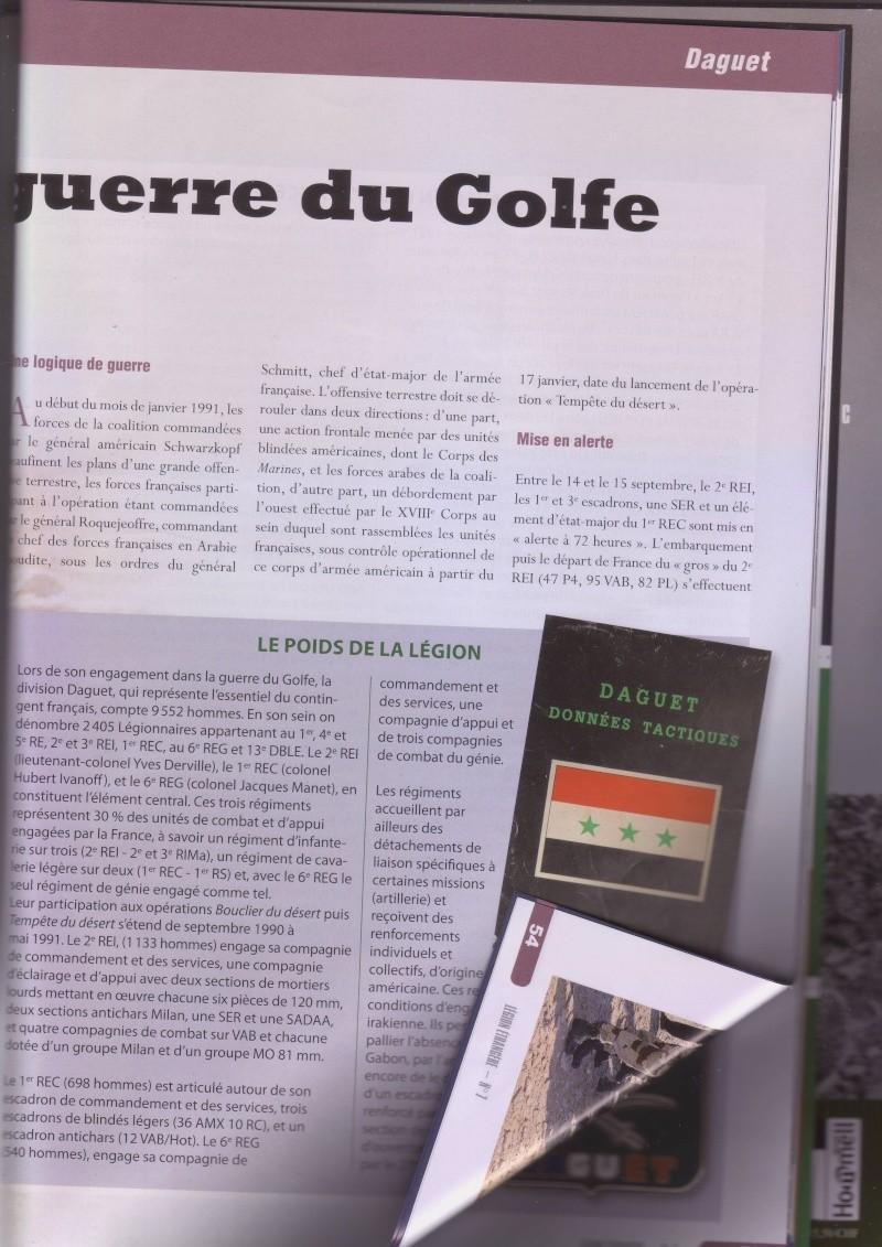 """- La Légion dans la gerre du Golfe """" (Opéation DAGUET) _image29"""