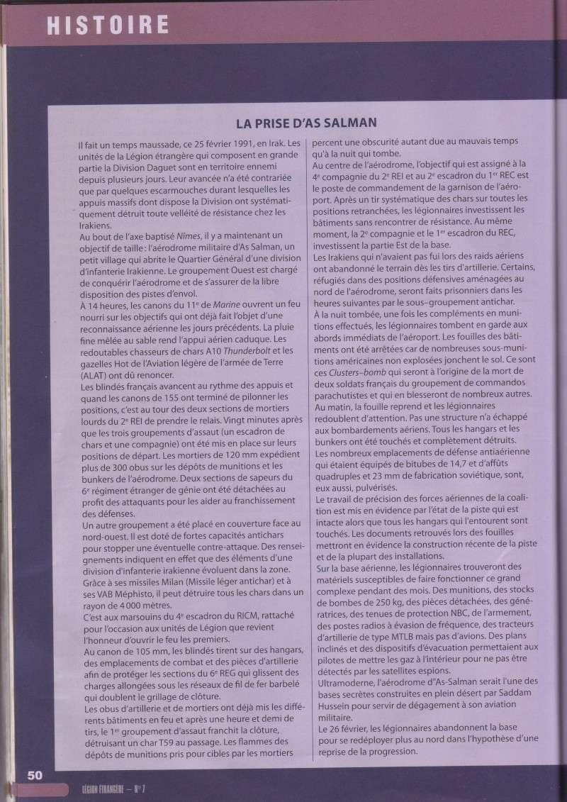 """- La Légion dans la gerre du Golfe """" (Opéation DAGUET) _image37"""