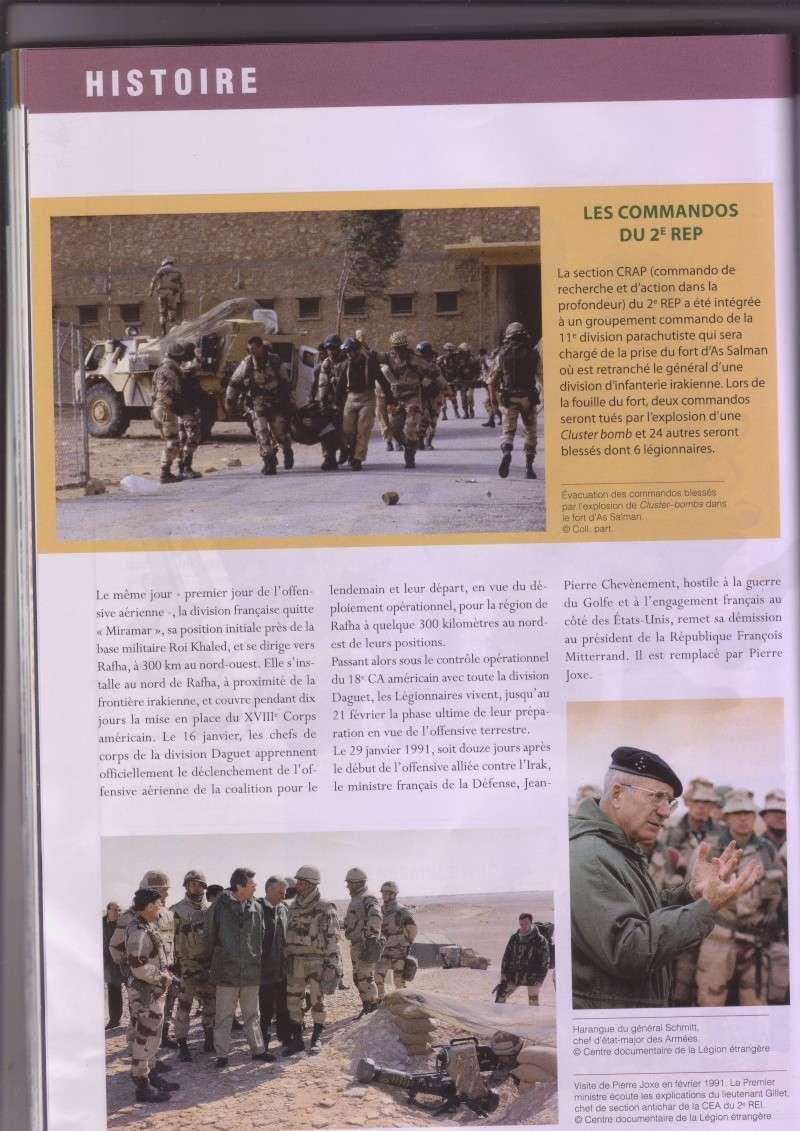 """- La Légion dans la gerre du Golfe """" (Opéation DAGUET) _image41"""
